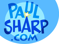 Paul Sharp Illustration design studio logo